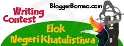 Elok Negeri Khatulistiwa 250x94 Blogger Borneo Writing Contest  2010