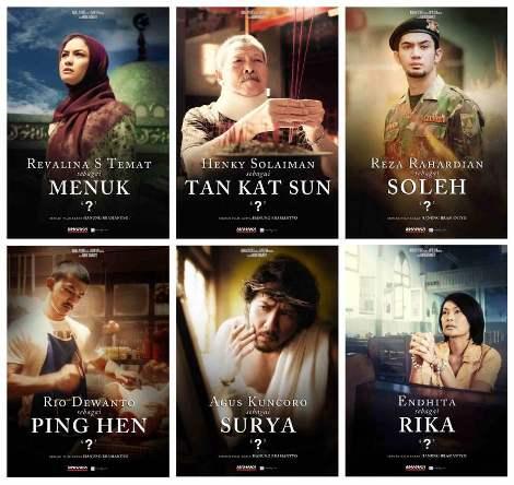 pluralisme, tanda tanya, ?, kontroversi, film, review, tanda tanya, hanung bramantyo, review, film, pluralisme