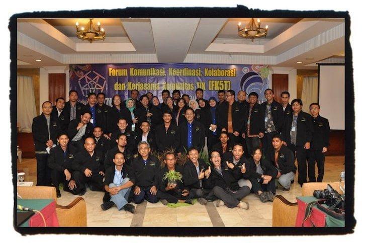 FK5T Pembentukan Relawan TIK Indonesia di Bogor