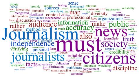 Jurnalisme Jika Ada Kesempatan Akan Kutulis Apa yang Kulihat Sebenarnya