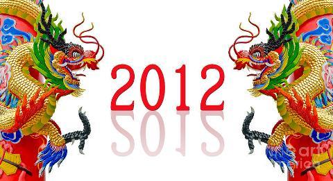 Imlek 2012: Tahun Naga Air dengan Beragam Prediksinya!