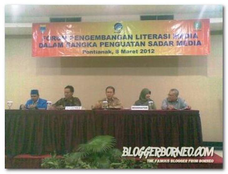 Forum Pengembangan Literasi Media dalam Rangka Penguatan Sadar Media