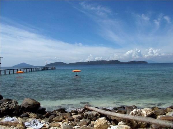Paket Wisata Pulau Randayan Kalimantan Barat