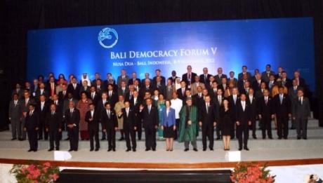 Bali Democracy Forum V