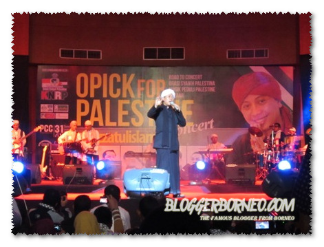 Opick for Palestine - Live Concert