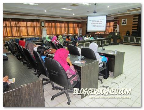 Peserta Roadshow Seminar Motivasi Hidup Mayoritas Wanita