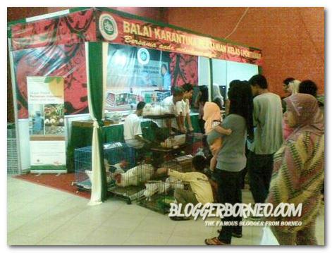 Nusantara Expo 2013 Pontianak - Stand Balai Karantina Hewan