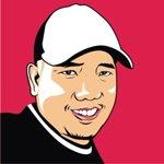 Blogger Borneo Vector Profile