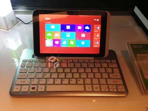 Acer Iconia W3 Depan