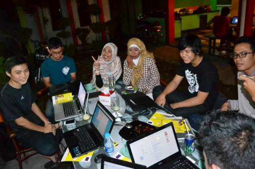 Kopdar Blogger Pontianak Chapter I Take 2