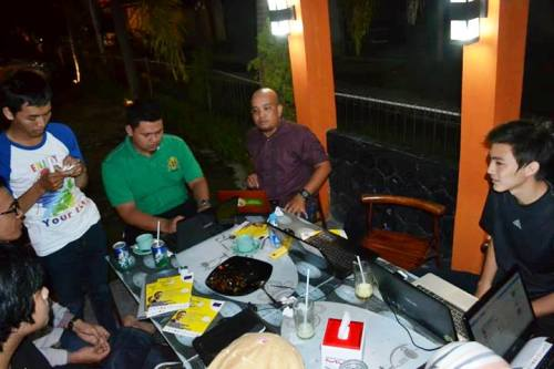 Kopdar Blogger Pontianak Chapter I Take 3