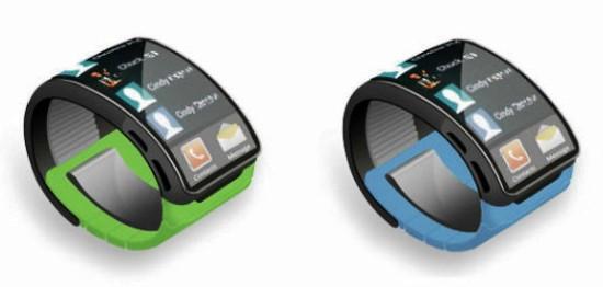 Samsung Galaxy Gear Jam Tangan Cerdas
