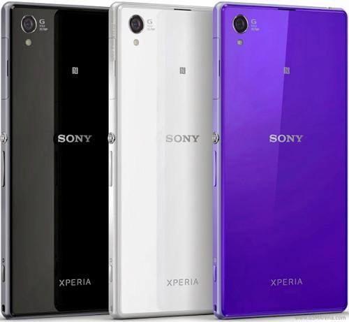 Sony Xperia Z1 Variations