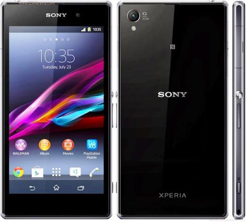 Sony Xperia Z1 View