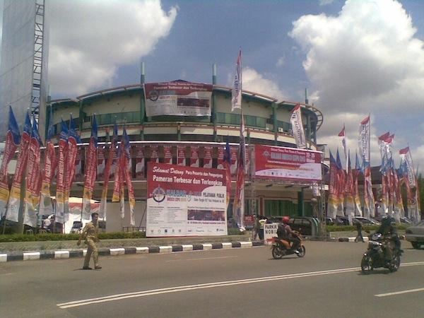Kalbar SMESCO Expo 2013 - PCC