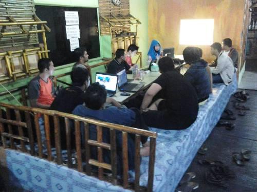 Kopdar Hari Blogger Nasional 2013 di Pontianak