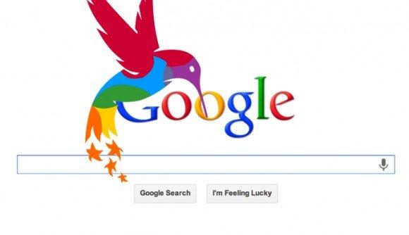 New Google Algoritm Hummingbird