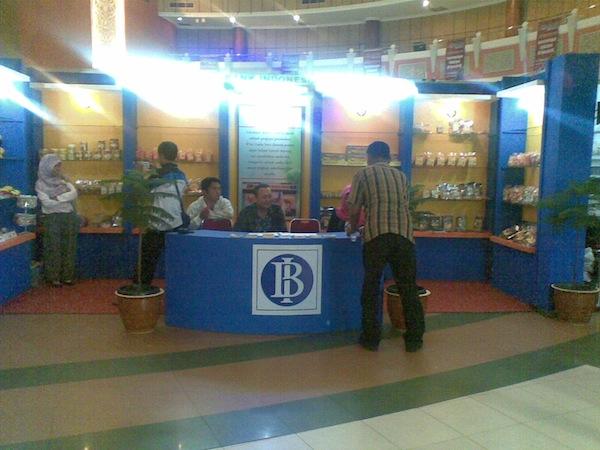 Stand UKM Binaan BI PCC SMESCO