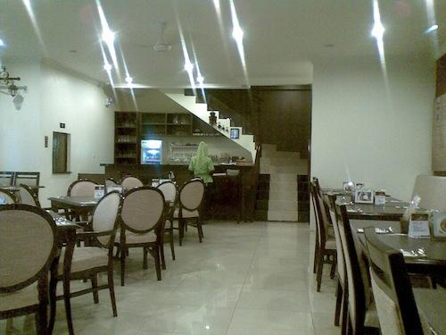 Rempah-Rempah Restaurant Room