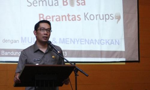 Ridwan Kamil Founder Indonesia Berkebun