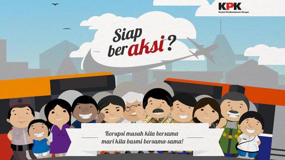 Aplikasi Edukasi Anti Korupsi KPK - 1