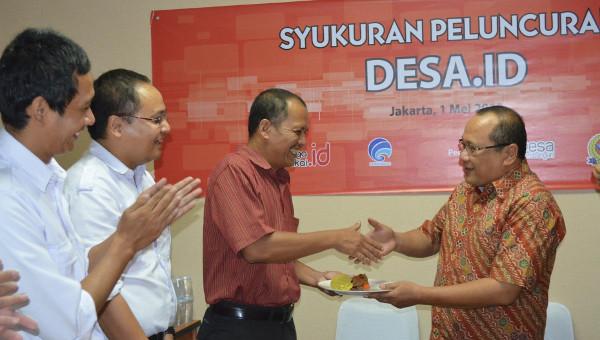 Syukuran Peluncuran Domain Desa