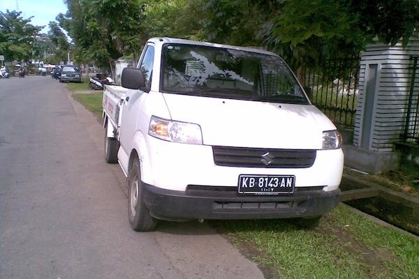 Jasa Ojek Pick Up Pontianak - Sutoyo Samping PMI - 081257472241