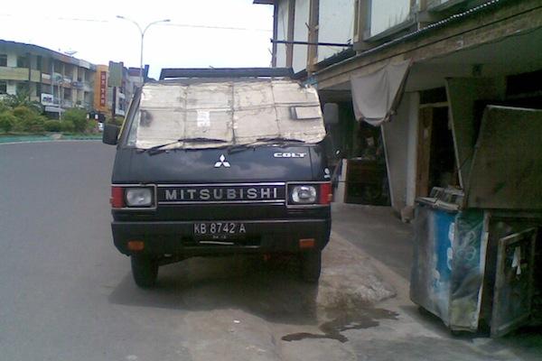 Jasa Ojek Pick Up Pontianak - Tanjungpura Barito - 081257852188
