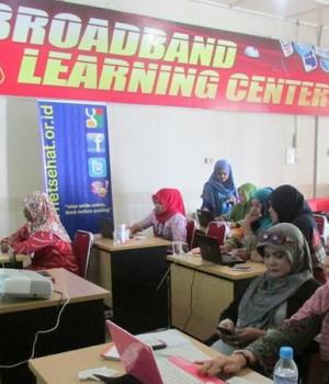Pelatihan Blog bagi UKM Kota Pontianak