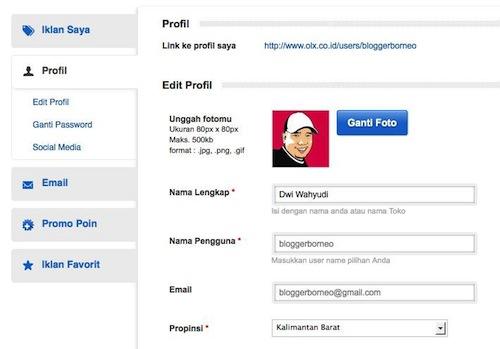 Tampilan Pengguna TokoBagus.Com