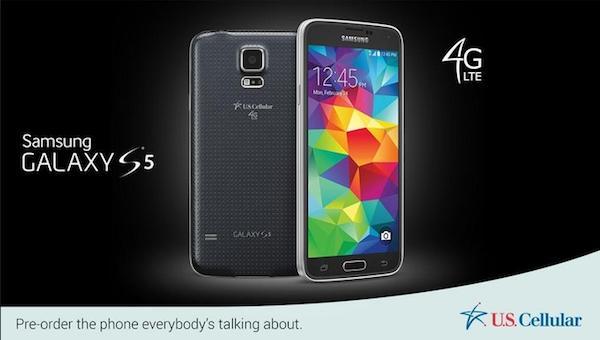 Samsung Galaxy S5 US Pre-Order