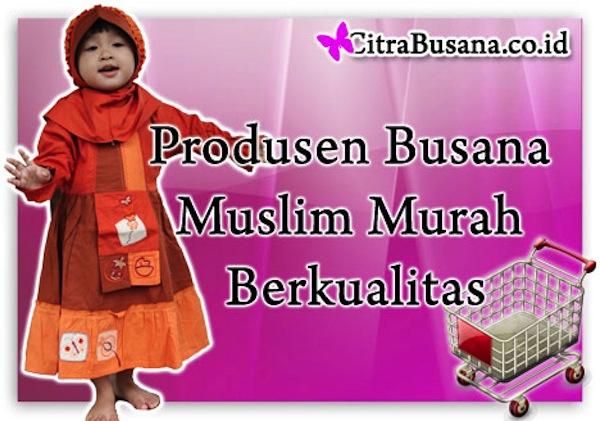 Citra Busana, Toko Online Baju Muslim Terpercaya