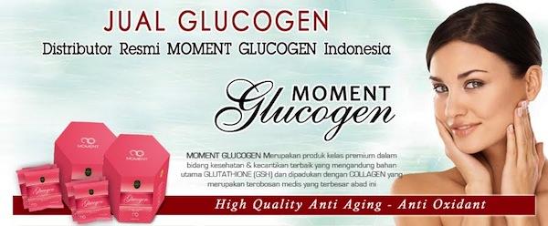 Distributor Resmi Glucogen AntiOksidan