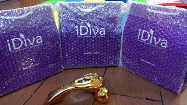 Alat Pengencang Kulit Wajah - iDiva 3D Face