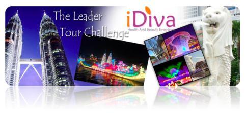iDiva 3D Face Marketing Plan - Bonus Reward