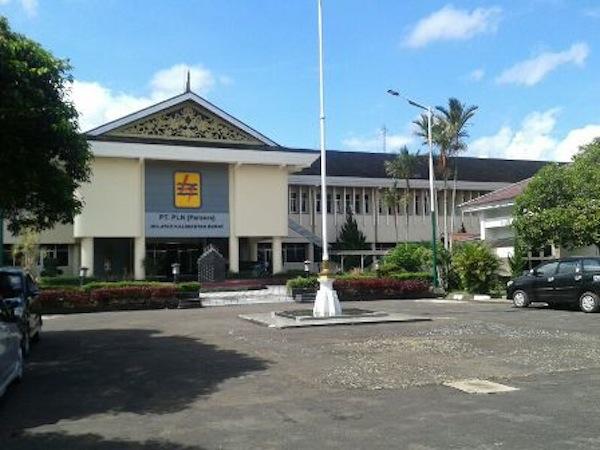 Kantor Wilayah PLN Kalimantan Barat