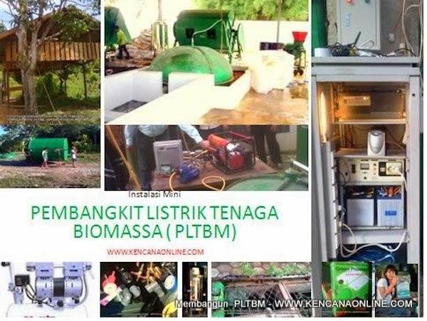 Pembangkit Listrik Tenaga Bio Gas
