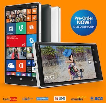 Pre Order Nokia Lumia 930