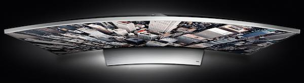 Samsung Curved UHD TV Seri 9