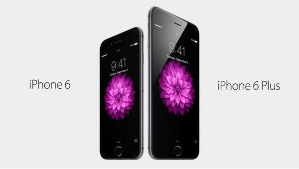 iPhone 6 and iPhone 6 Plus Black