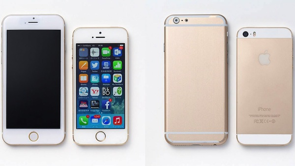 iPhone 6 and iPhone 6 Plus White