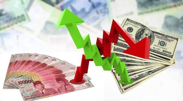 Merosotnya Nilai Tukar Rupiah Terhadap Dollar
