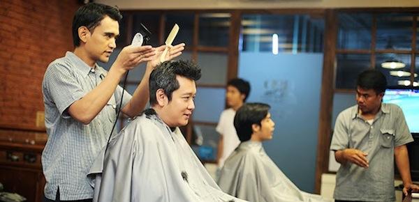 Peluang Usaha Salon Rambut