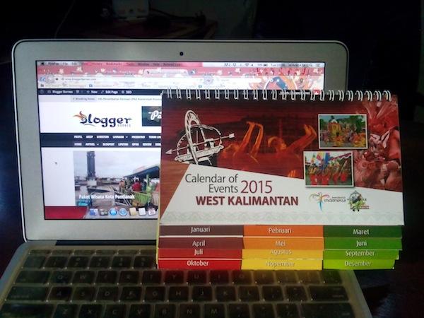 Agenda Wisata Kalimantan Barat Tahun 2015