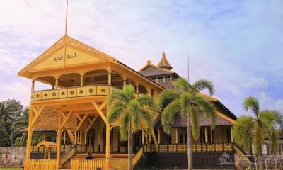 Istana Kerajaan Kadriyah Pontianak