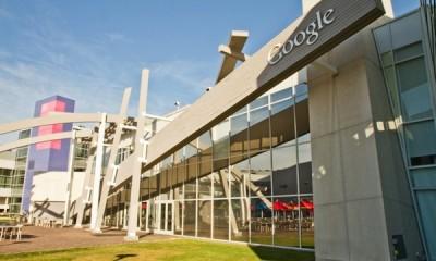 Kantor Google di Amerika