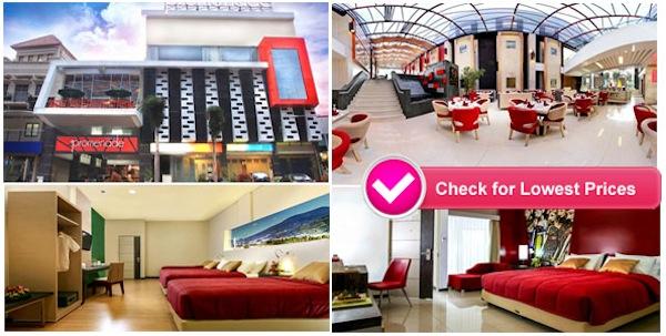 Hotel Bintang 3 Promenade Bandung