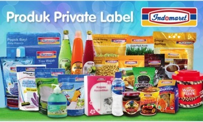 Produk Private Label Indomaret