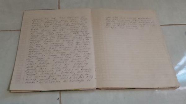 Catatan Harian Seorang Istri di Hari Wafatnya Sang Kekasih Hati 12 Agustus 1995