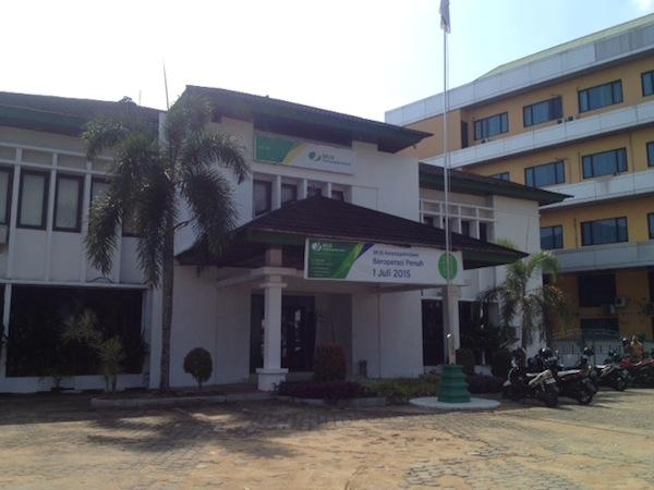 Kantor Jamsostek Pontianak Kalimantan Barat